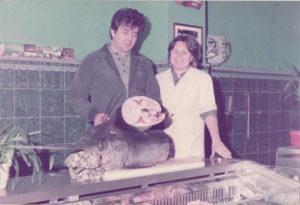 Pescheria Il Piscione Ciriè La nostra storia 1