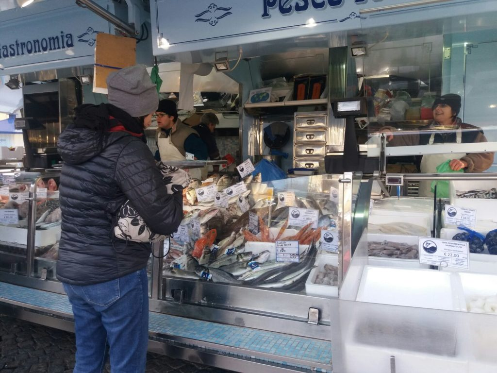 Pescheria Il Piscione Ciriè mercati locali